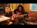 Kasperi's guitarsolo