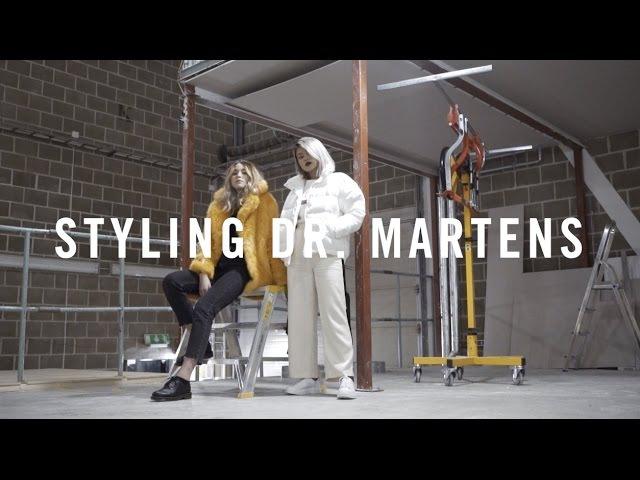 Styling Dr. Martens » Freewka.com - Смотреть онлайн в хорощем качестве