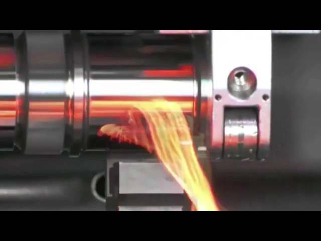 Ротационное точение металла, идеальная обработка поверхности
