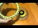 1.15 Работающая модель магнитного двигателя генератора. Free energy magnet motor.