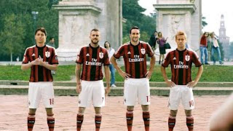 AC Milan vs. Super Car by TOYO TIRES