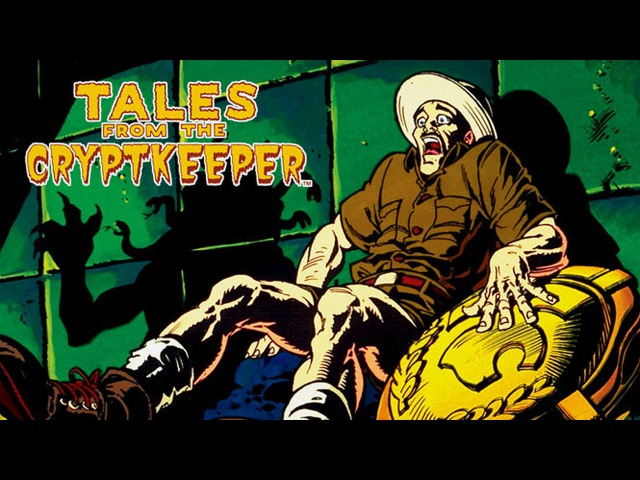 Обзор на мультсериал Байки Хранителя склепа/Tales from the Cryptkeeper