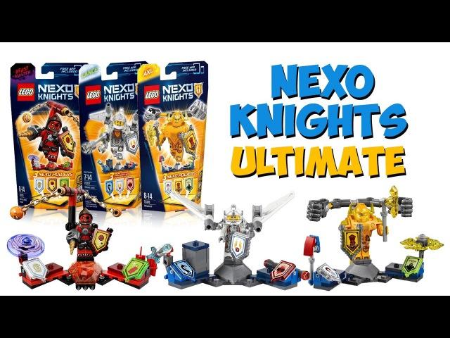 Лего Нексо Найтс Абсолютная сила