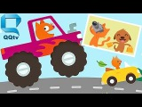 การ์ตูนรถ: เดินทางไปพร้อมกับแมว SAGO » Sago traveling with Friends ► QQtv