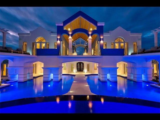 Ultra Lavish and Private Beachfront Estate in Providenciales Turks And Caicos Islands
