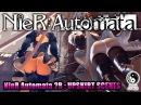 【NieR:Automata】全ての尻12497ンツフェチに捧ぐ/2B UPSKIRTPANTY SHOT SCENES【ニーアオートマタ123