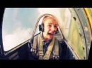 Высший пилотаж на ЯК-52 без монтажа и цензуры ))