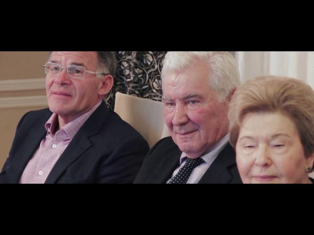 Моменты торжественного вечера 50-летия нашего клуба Уралочка