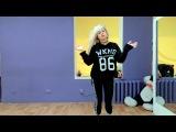 Hudson Thames feat. Hailee Steinfeld How I Want - choreographer - Julia Washetsya - Kalmikova