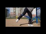 Тренировка на улице или дечачий Воркаут