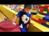 ★ Лего LEGO City ДЕТСКАЯ ПЛОЩАДКА Игровая Комната Kids Indoor Playground Family Fun Park ЛЕГО СИТИ