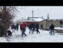 """★Группа """"Киномир Кавказ""""★ Игра в снежки по-кавказски +"""