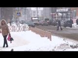 ОРТ - ТВ. Рыбинцы утеплят город