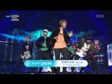 161104 Music Bank BTS - 피 땀 눈물 + 21세기 소녀