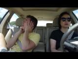 Когда услышал любимую музыку в машине_D   ( смотрим все и до конца!)