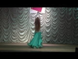 Алиса Данилова - Классика 1-ое место, г Днепр