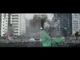 Разлом Сан-Андреас / San Andreas.Спецэффекты #3 (2015) [HD]