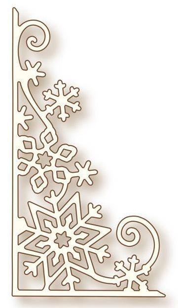 снежинки из ПВА шаблоны