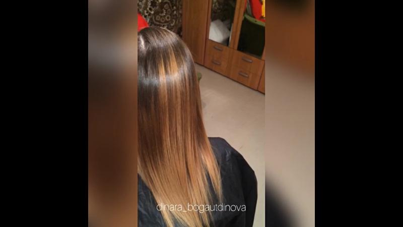 Дисциплинирование волос