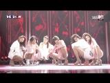 170221 BP RANIA - Make Me Ah ( BP 라니아 - 메이크 미 )아 @ The Show