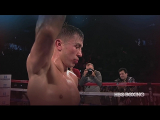 Головкин - Монро / Golovkin vs Monroe Highlights
