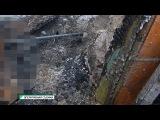 Пожар в Бийске. Один человек погиб (Бийское телевидение)