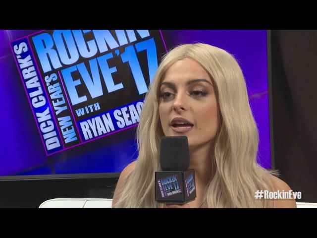 Bebe Rexha On Her Favorite Guilty Pleasure - NYRE 2017