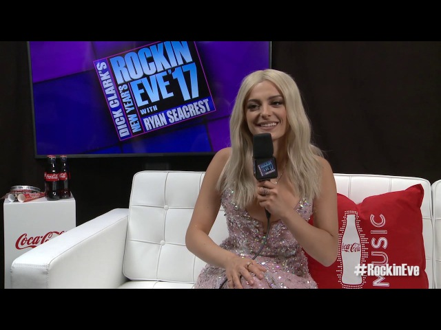 Bebe Rexha: Crazy New Years Eve Story - NYRE 2017