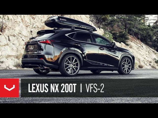 Lexus NX 200t | Outdoor Off-Road Flavor | 21 Vossen VFS-1