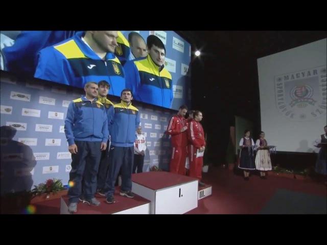 2016 European Championship 10m, Györ, Hungary - 24 Victory Ceremonies