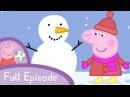 Peppa Pig - Snow (full episode)