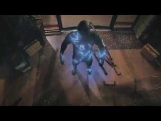 Зум против Полицейского Департамента Централ-сити/ The Flash 2x20 Zoom vs CCPD [4K]