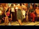 Anna Yarigo y Jose Vazquez en Tango Week 28/09/2015