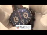 Видео обзор копии швейцарских часов Tag Heuer grand carrera calibre 17 rs2