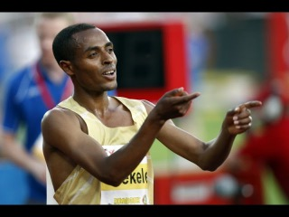 Kenenisa Bekele sets 5000m World Record for years to come  - 12:37.35 (2004)