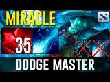 Miracle Storm Spirit Dodge Master Dota 2