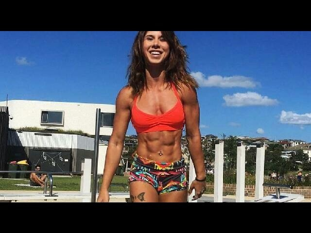 Calisthenics Hardest Girl Goes Crazy !! Lind Slaaay