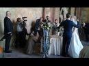 Играем на свадебной церемонии в Вртбовской заграде в г Прага 28 апреля 2016