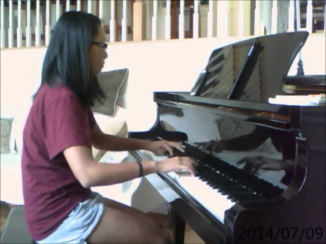 Song of the Caged Bird by Lindsey Stirling Piano Cover