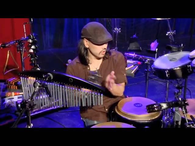 Taku Hirano (guest artist with Trevor Lawrence)- Modern Drummer Festival 2011