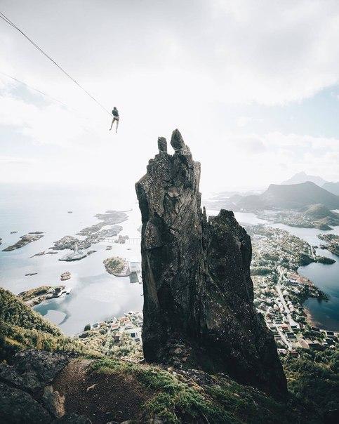 Роскошные пейзажи Норвегии - Страница 6 IyrsZz_b-qg