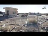 захваченый блок пост -пальмира (09,12,2016)