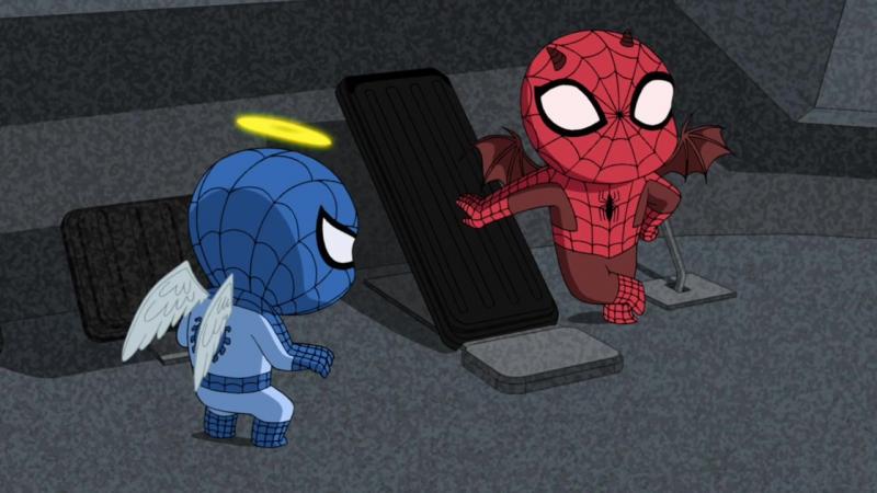 Совершенный Человек-паук. 22 серия. 3 сезон