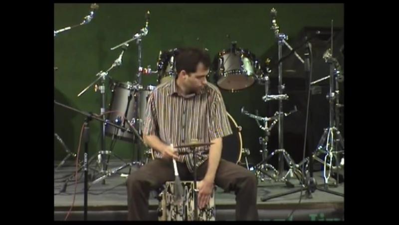 Sasha Rodovsky Trio - Samba in D
