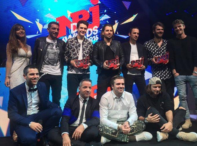 NRJ DJ Awards 2016