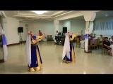Аблаева Динара и Аблаева Диляра - крымскотатарский танец Тым-Тым