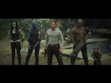 Стражи Галактики 2 - Русский Трейлер #3 (2017) Bandy Show