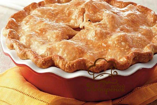 Пирог приготовитьы с фото