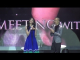 Fancam Yoona - Interview Part 1  (170113  The K2 Fanmeet in Taiwan)
