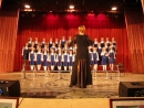 Дочка в Хоре выступает на концерте в РП Заречье 19.04.2017. Хор занял 1 место в Междунар конкурсе.